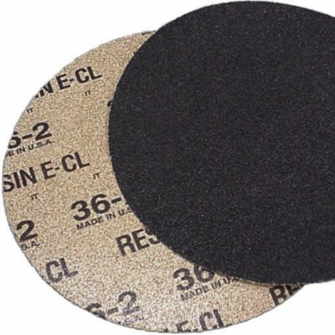 17 Inch Floor Sanding Discs - Gripping Grit on Top
