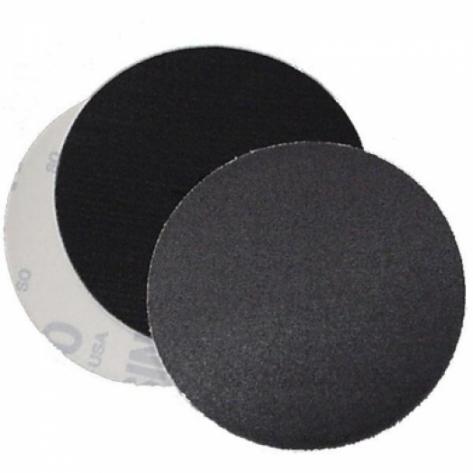 Clarke EZ-Sand 3 Head Orbital Sander - 6-7/8 Inch Hook and Loop Floor Sanding Discs