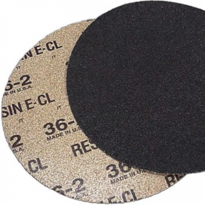 15 Inch Diameter Floor Sanding Discs Gripping Grit On Top