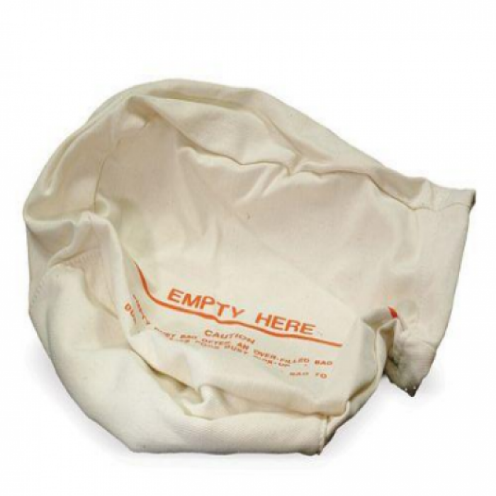 Cloth Floor Edger Sander Bag In Durable Fabric With A