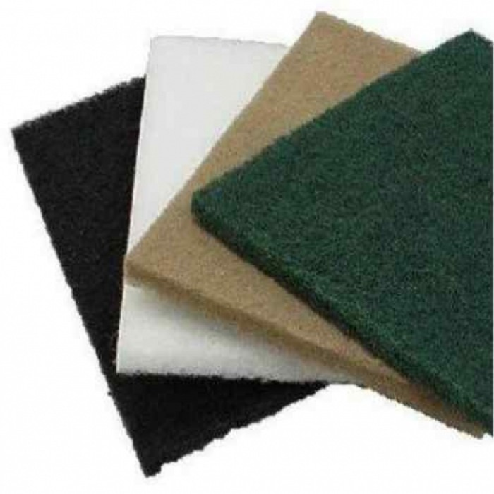12 inch x 18 inch thick orbital floor sander pads for 15 inch floor buffer