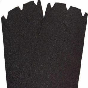 Alto DU8 Drum Sander Sandpaper - 8 Inch x 19-1/2 Inch Floor Sanding Sheets