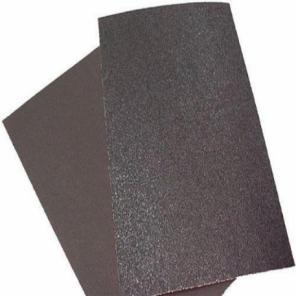 Squar Buff 600B Orbital Sander - 12 Inch x 18 Inch Floor Sanding Sheets - Adhesive-Backed