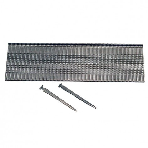 "Primatech 1-1/2"" T Hardwood Flooring Cleats - 16 Ga. Steel - ""T"" Shaped - Box of 10000"