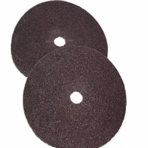 7 Inch Edger Sanding Discs - 7/8 Inch Center Arbor Hole